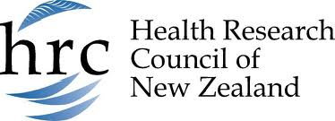 Health Research Council of New Zealand Logo